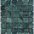 Mosaics 2X2 MARBLE GREEN MARBLE (Tumbled) 12x12