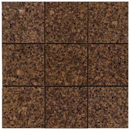 Mosaic 4X4 GRANITE JALORE CAFE (Polished) 12x12