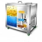 WenzhouOEM Fryer 166 lb. - Water-Oil Separation Deep Fryer / LP Gas power w/ Temperature Control