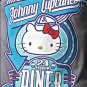 Size XL - Johnny Cupcakes x Hello Kitty JC/HK Diner Girls T Shirt