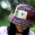 Hemp Borla Hat - Cotton Lined