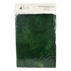 Natural handmade giftwrapping paper single sheet