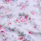 Trailing Floral White 1 M ~ Cath Kidston Cotton Duck Fabric