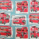 London Bus Cotton Duck 1 M ~ Cath Kidston