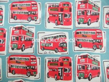 London Bus Cotton Duck 1 M ~ Cath Kidston