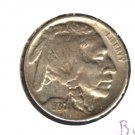 1930 (XF) BUFFALO NICKEL (M02) FULL HORN