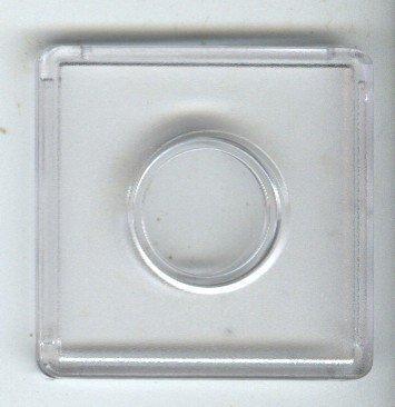 PLASTIC SNAPLOCK DISPLAY CASE FOR NICKELS (NEW)