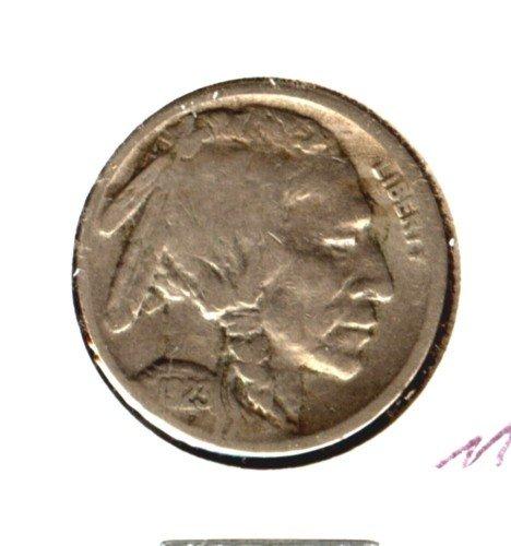 1923S (VG+) BUFFALO NICKEL (M03)