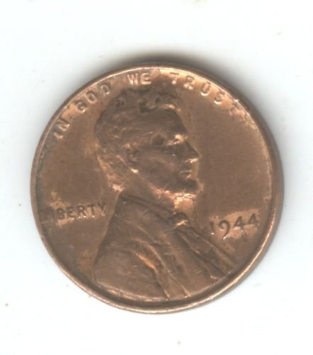 1944 (AU) LINCOLN PENNY (EB1510)