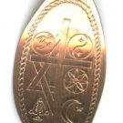 ELONGATED PENNY TOKEN (ETERNAL) EB1357