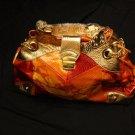 Handbag 90606 Gold