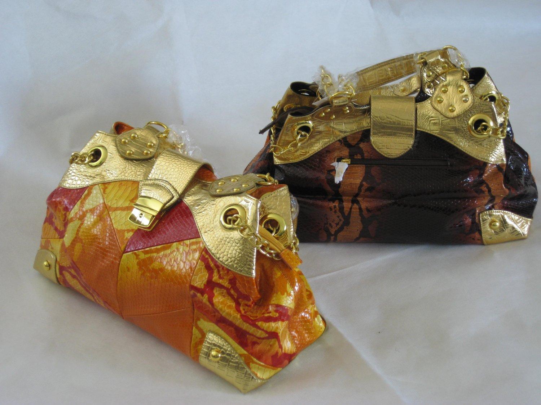 Handbag 90606 - Coffee