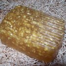Handmade Soap~with Oatmeal~LEMON ORANGE LEMONGRASS EOs