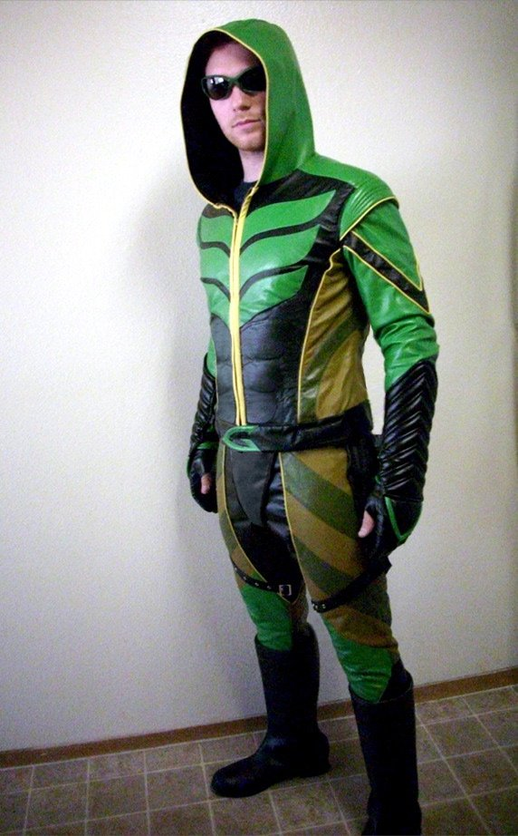 Green Arrow Costume (Smallville)