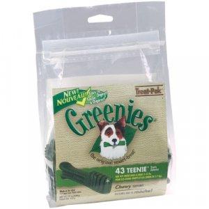 Greenies Teenie 42 Count - Value Pack