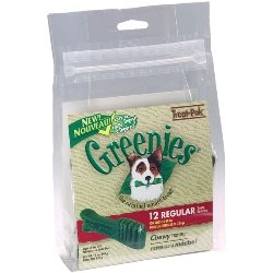 Greenies Regular 12 Count - Value Pack