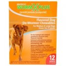Sentry HC WormX Plus  Dewormer For Medium and Large Dogs