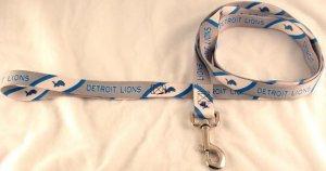 Detroit Lions Dog Leash - Lead