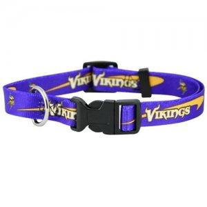 Minnesota Vikings Dog Collar Large