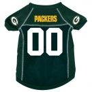 Green Bay Packers Dog - Cat - Pet Jersey  $27.99