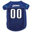 Detroit Lions Dog - Cat - Pet Jersey
