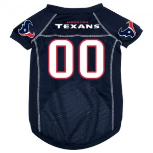 Houston Texans Dog - Cat - Pet Jersey