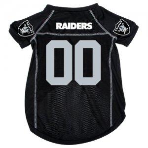 Oakland Raiders Dog - Cat - Pet Jersey