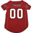 Tampa Bay Buccaneers Dog - Cat - Pet Jersey