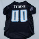 Tennessee Titans Dog - Cat - Pet Jersey