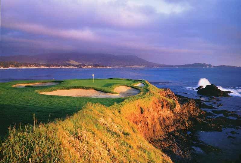 New Chairman C.O.B. Black Golf Cart Bag for Clubs 2011