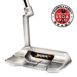 New Acer MC2 Putter Golf Club Right RH W/Headcover 35in