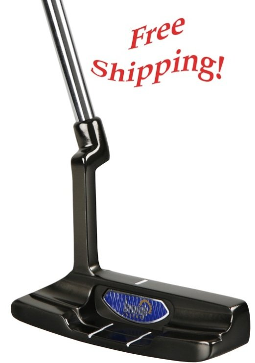 "Bionik 101 Blade Putter Golf Club Right Hand New 34.5"""