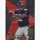 Daunte Culpepper 1999 Topps Stars 2 Star Rookie Card #9 Minnesota Vikings