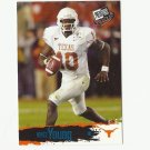 Vince Young 2006 Press Pass BLUE Rookie #B11 Tennessee Titans