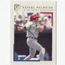 Rafael Palmeiro 2000 Topps Gallery Card #66 Texas Rangers