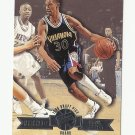 Kerry Kittles 1996-97 Press Pass Draft Pick Rookie Card #8 New Jersey Nets