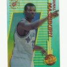 Jamal Mashburn 1994 Topps Stadium Club ClearCut Insert Card #6 Dallas Mavericks