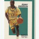 Kenny Anderson 1991 Courtside Draft Pix Rookie Card #3 New Jersey Nets