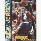 Antoine Walker 1996-97 Score Board Draft Day Rookie Card #5B Boston Celtics