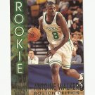 Antoine Walker 1996-97 Topps Stadium Club Rookie Card #R11 Boston Celtics