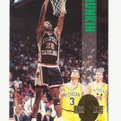 Tony Dunkin 1993 Classic Four Sport Collection Rookie Card #24