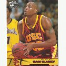 Sam Clancy 2002 Press Pass Rookie Card #T6 Philadelphia 76ers