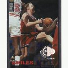 Scott Skiles 1995 Collector's Choice Players Club Platinum Card #228 Washington Bullets/Wizards