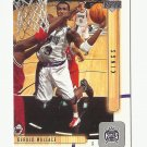 Gerald Wallace 2001-02 Upper Deck Rookie Card #370 Sacremento Kings