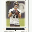 Noah Herron 2005 Topps 50th Anniversary Rookie Card #379 Pittsburgh Steelers