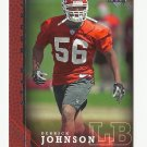 Derrick Johnson 2005 Upper Deck Star Rookie Card #241 Kansas City Chiefs