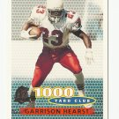 Garrison Hearst 1996 Topps 1000 Yard Club Insert Card #134 Arizona Cardinals