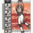Michael Jenkins 2004 Upper Deck Rookie Premiere Rookie Card #18 Atlanta Falcons