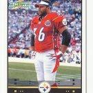 Jerome Bettis 2005 Score Single Card #318 Pittsburgh Steelers