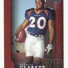 Maurice Clarett 2005 Upper Deck Star Rookie Card #275 Denver Broncos